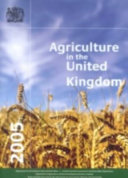 Agriculture in the United Kingdom 2005