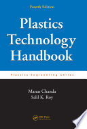 Plastics Technology Handbook  Fourth Edition