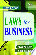 LAWS FOR BUSINESS Book