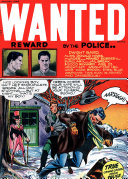Wanted Comics, Number 11, The Twin Killers