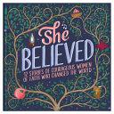 She Believed Book PDF