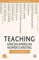 Teaching African American Women s Writing