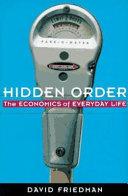 Hidden Order Book
