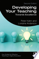Developing Your Teaching