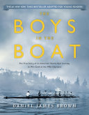 The Boys in the Boat (Young Readers Adaptation) Pdf/ePub eBook