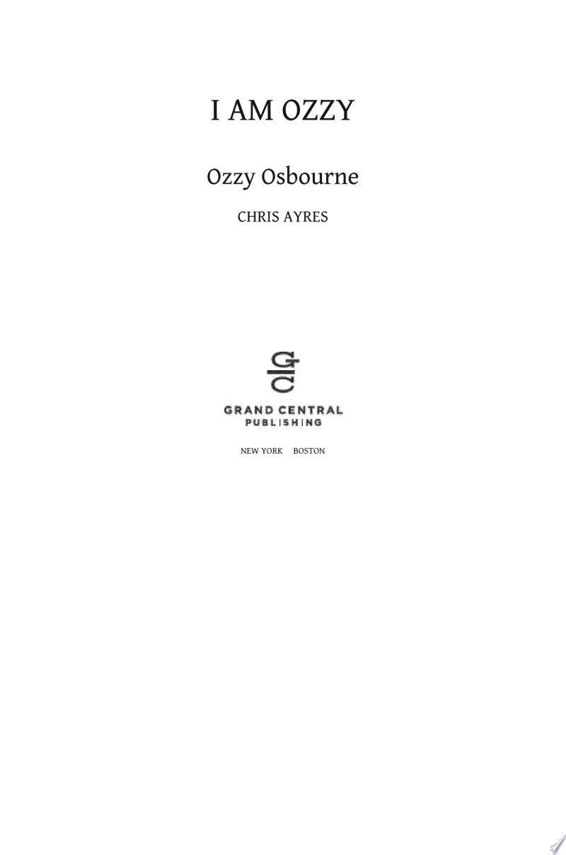 I Am Ozzy image