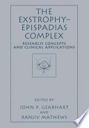 The Exstrophy   Epispadias Complex