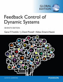 Cover of Feedback Control of Dynamic Systems, Global Edition