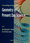 Geometry in Present Day Science
