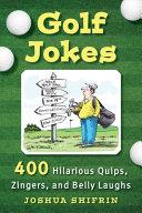 Golf Jokes Book PDF