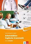 Arbeitsblätter Englische Grammatik 5./6. Schuljahr