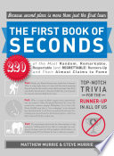 The First Book of Seconds