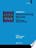 Handbook of Superconducting Materials