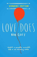 Love Does Student Edition Book