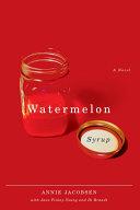 Pdf Watermelon Syrup