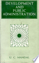 Development and Public Administration