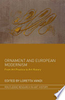 Ornament and European Modernism