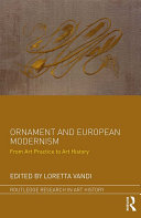 Ornament and European Modernism
