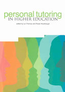 Personal Tutoring in Higher Education Book