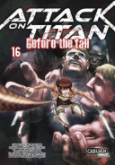 Attack on Titan   Before the Fall 16 Book