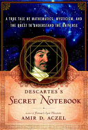 Descartes  Secret Notebook