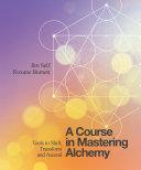 A Course in Mastering Alchemy [Pdf/ePub] eBook