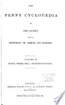 Penny Cyclopaedia of the Society for the Diffusion of Useful Knowledge