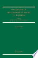 Handbook Of Philosophical Logic Book PDF