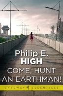 Pdf Come, Hunt an Earthman Telecharger