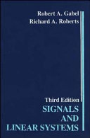 Signals and linear systems