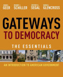 Gateways to Democracy  An Introduction to American Government  Essentials