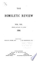 The Homiletic Review Book