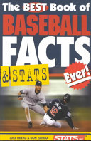Best Book of Baseball Facts and Stats Ever