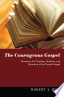 The Courageous Gospel Book