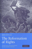 The Reformation of Rights