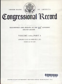 Congressional Record Pdf/ePub eBook