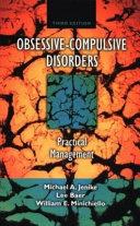 Obsessive compulsive Disorders Book