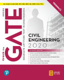 Gate Civil Engineering Gate 2020 By Pearson