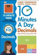 10 Minutes a Day - Decimals