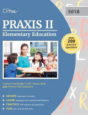 Praxis II Elementary Education Content Knowledge (5018)