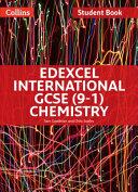 Edexcel International GCSE Chemistry Student Book