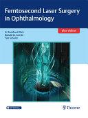 Femtosecond Laser Surgery in Ophthalmology Pdf/ePub eBook