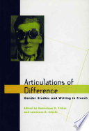 Articulations Of Difference