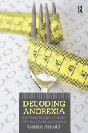 Decoding Anorexia Pdf/ePub eBook