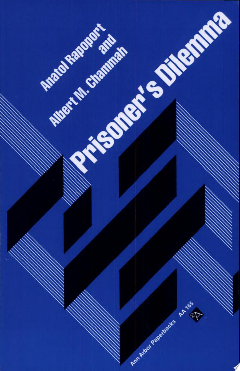 Prisoner's Dilemma banner backdrop