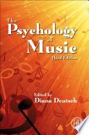 The Psychology of Music Book