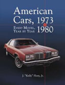 American Cars, 1973Ð1980