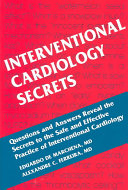 Interventional Cardiology Secrets Book