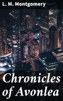 Chronicles of Avonlea Pdf/ePub eBook