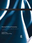 Marxist Political Economy